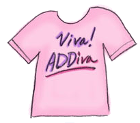 Addiva tee shirt